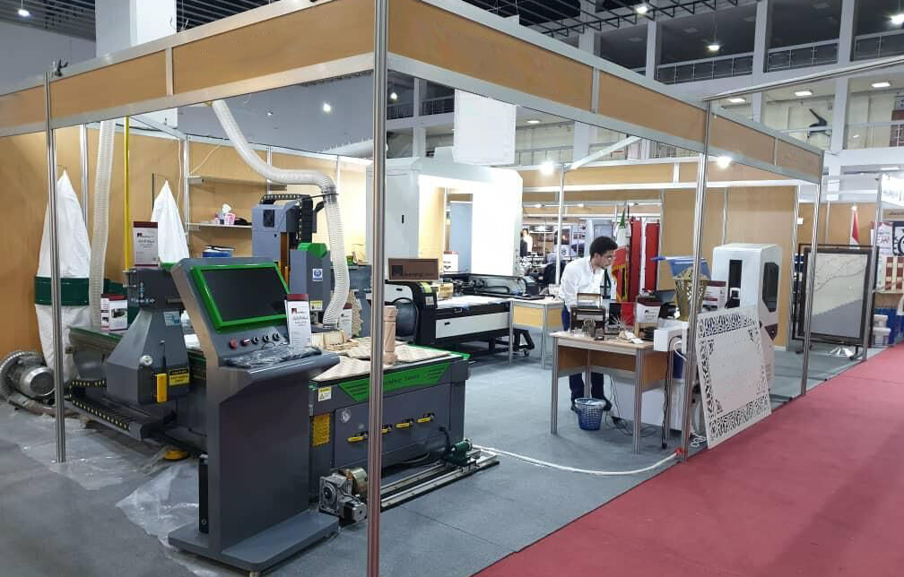 BCAMCNC Show in  Syria Damascus Exhibition Successfully